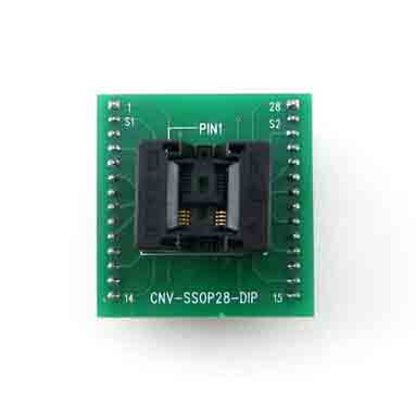 CNV ssop8 8 pin ic socket 0.65mm tssop8 8 pin ic socket