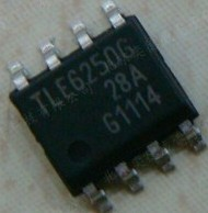 TLE6250G 6250G Auto CAN driver IC for MB VW Audi