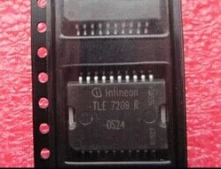 TLE7209R Auto idling driver IC TLE7209R Car ECU board drive IC