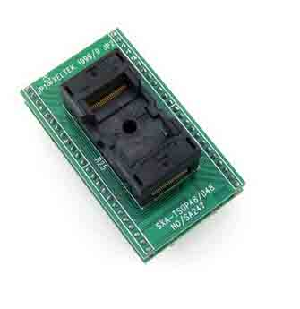 TSOP48 to DIP48 48 pin programmer adapter TSOP48 Test socket