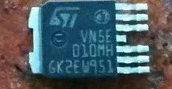VN5E010MH Car electronic transistor IC Auto computer transistor