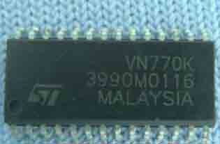VN770K Car electronic IC Auto ECU computer board chip