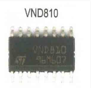 VND810 Auto IC SOP16 Auto ecu Circuit Board chip