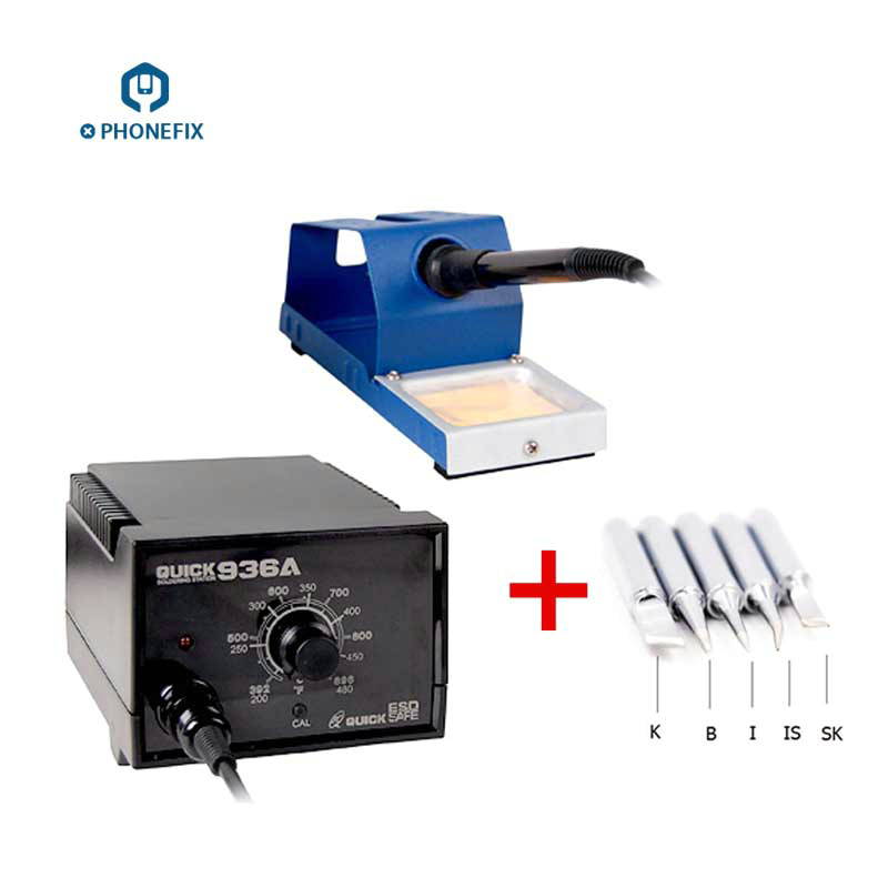QUICK 936A Soldering Station Quick SMD ESD soldering station